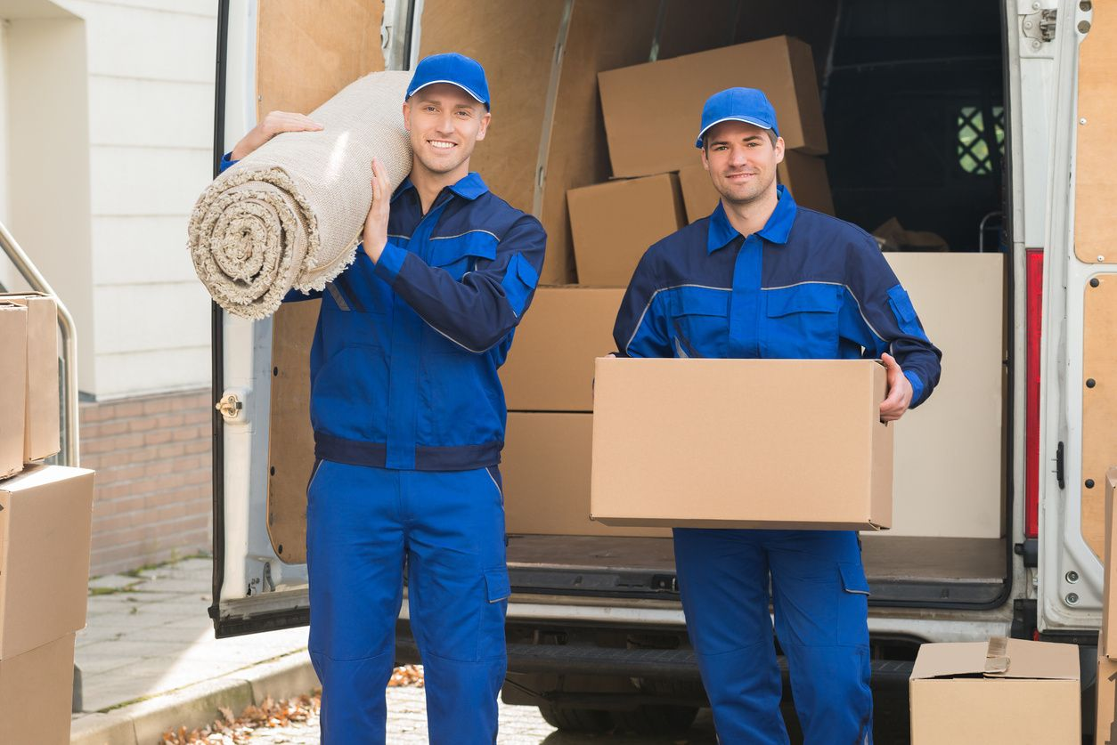 Kelowna moving companies can save a lot of stress.
